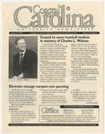 CCU Newsletter, January 24, 2000