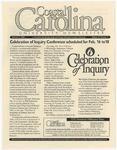 CCU Newsletter, February 7, 2000