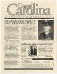 CCU Newsletter, March 20, 2000