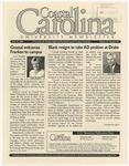 CCU Newsletter, July 10, 2000
