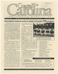 CCU Newsletter, August 28, 2000