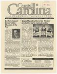 CCU Newsletter, December 11, 2000