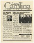 CCU Newsletter, February 19, 2001