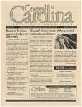 CCU Newsletter, June 4, 2001