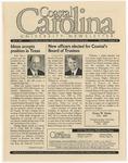 CCU Newsletter, July 9, 2001