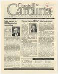 CCU Newsletter, September 17, 2001