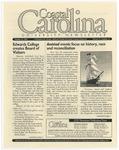 CCU Newsletter, October 15, 2001