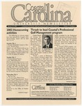 CCU Newsletter, January 28, 2002
