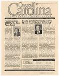 CCU Newsletter, February 11, 2002