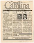 CCU Newsletter, March 11, 2002