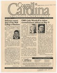 CCU Newsletter, April 22, 2002