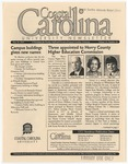 CCU Newsletter, May 20, 2002