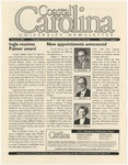 CCU Newsletter, March 10, 2003
