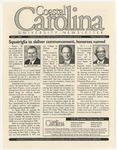 CCU Newsletter, April 7, 2003