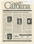 CCU Newsletter, May 5, 2003