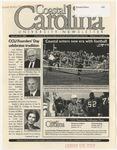 CCU Newsletter, September 15, 2003