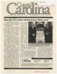CCU Newsletter, September 29, 2003