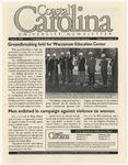 CCU Newsletter, November 24, 2003