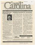 CCU Newsletter, January 12, 2004