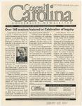 CCU Newsletter, February 9, 2004