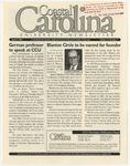 CCU Newsletter, April 8, 2004