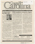 CCU Newsletter, October 25, 2004 by Coastal Carolina University