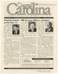 CCU Newsletter, November 22, 2004 by Coastal Carolina University