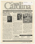 CCU Newsletter, January 24, 2005 by Coastal Carolina University
