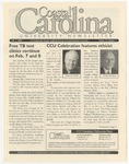 CCU Newsletter, February 7, 2005 by Coastal Carolina University