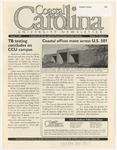 CCU Newsletter, March 7, 2005 by Coastal Carolina University