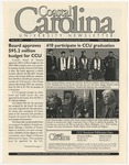 CCU Newsletter, May 23, 2005