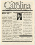 CCU Newsletter, September 12, 2005 by Coastal Carolina University