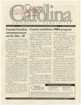 CCU Newsletter, November 28, 2005 by Coastal Carolina University