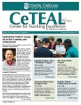 CeTEAL News, November/December 2017 by CeTEAL, Coastal Carolina University