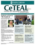 CeTEAL News, September/October 2016 by CeTEAL, Coastal Carolina University