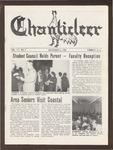 The Chanticleer, 1964-11-05 by Coastal Carolina University