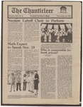 The Chanticleer, 1981-11-18