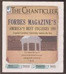 The Chanticleer, 2009-09-28 by Coastal Carolina University
