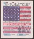 The Chanticleer, 2009-11-09 by Coastal Carolina University