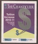 The Chanticleer, 2010-03-22 by Coastal Carolina University