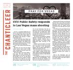 The Chanticleer, 2017-10-06 by Coastal Carolina University