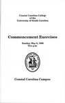 Commencement Program, May 6, 1990