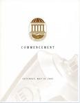 Spring Commencement Program, May 10, 2003 by Coastal Carolina University