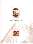 Spring Commencement Program, May 8, 2004 by Coastal Carolina University