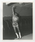 A basketball player shooting hoops by Lonnie W. Fleming Sr.