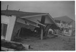 Homes destroyed by Hurricane Hazel by Thomas B. Cooper