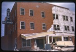 Gay Manor Hotel after Hurricane Hazel by Leroy Ryan