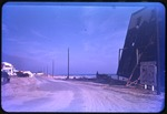 Ocean Drive Street Scene after Hurricane Hazel by Leroy Ryan