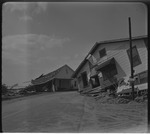 Ocean Boulevard and Strand Avenue after Hurricane Hazel by James Sawders