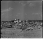 Destroyed property left behind by Hurricane Hazel by James Sawders
